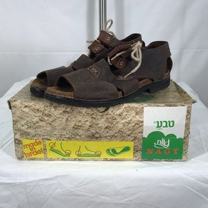 Naot Shoes - Naot Brown sandals size 40.